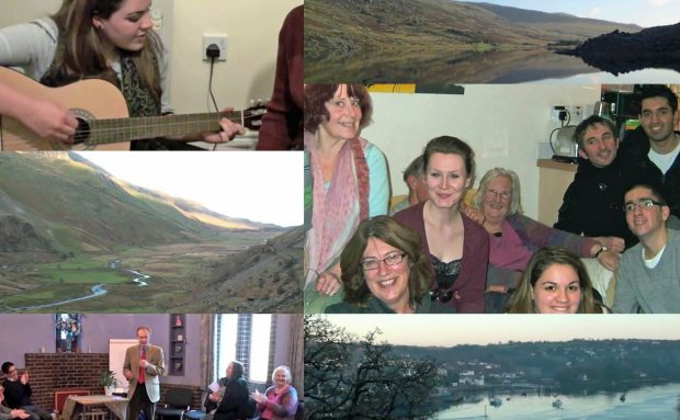 Creatively Developing Community Life: North Wales UK