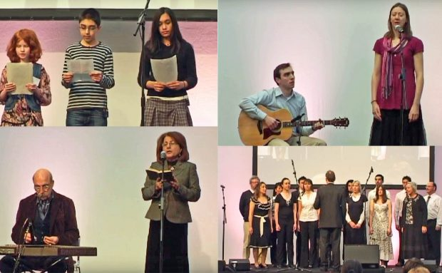 Opening Devotional – London Regional Conference UK