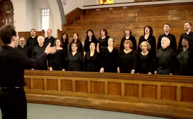 Singing Spiritual Songs Together – Baha'i Choir of the UK